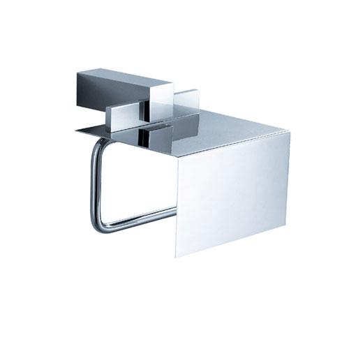 Fresca Ellite Modern Bathroom Chrome Toilet Paper Holder