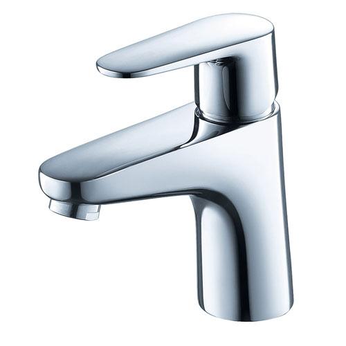 Fresca Diveria Single Handle Chrome Bathroom Vanity Sink Faucet