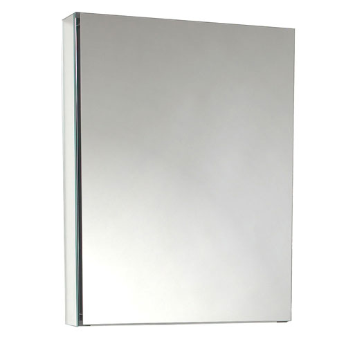 Fresca 20 Wide Wall Mounted Mirrored Bathroom Medicine