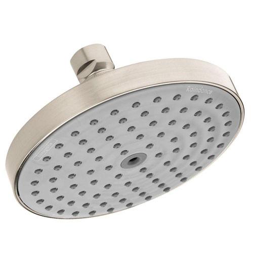 HansGrohe Raindance S 150 AIR 1-Spray Showerhead in Brushed Nickel 286589