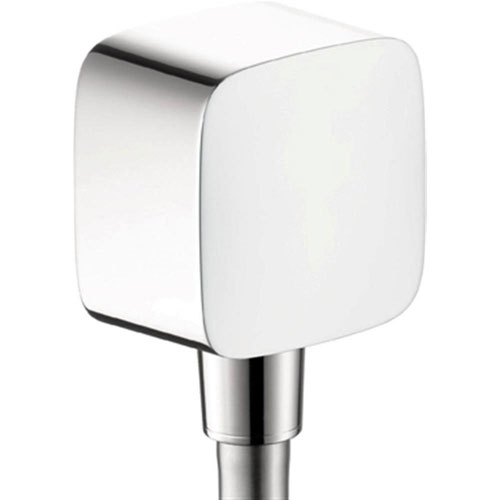 HansGrohe PuraVida Wall Outlet in Chrome 512968