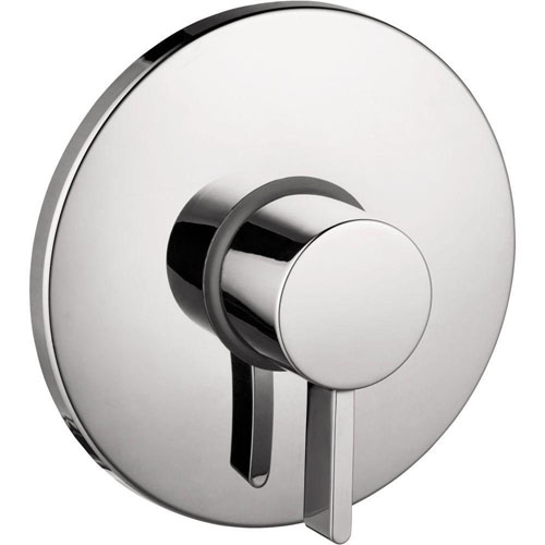HansGrohe S Pressure Balance 1-Handle Valve Trim Kit in Chrome (Valve Not Included) 513003