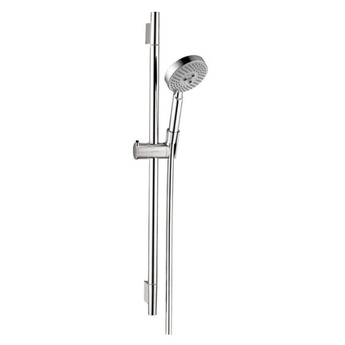 HansGrohe Unica S 3-Function Wall Bar Set in Chrome 558502