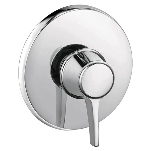 HansGrohe Metris C 1-Handle Pressure Balance Valve Trim Kit in Chrome (Valve Not Included) 575675