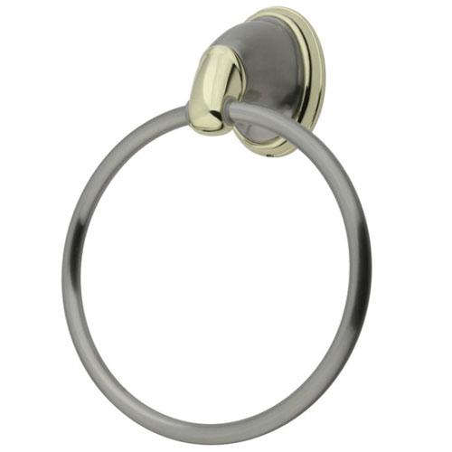 Satin Nickel/Polished Brass Magellan ii 6