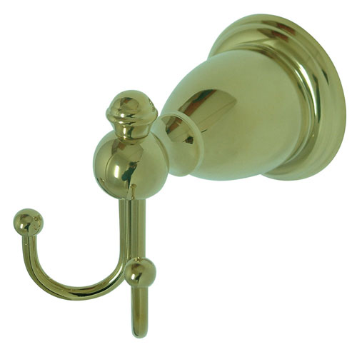 Kingston Brass Polished Brass English Vintage Wall Mount Robe Hook BA7977PB
