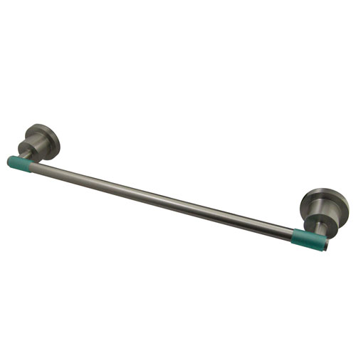 Kingston Green Eden Satin Nickel Bathroom Accessory: 24