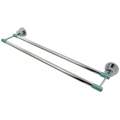 Kingston Green Eden Chrome Bathroom Accessory: 24
