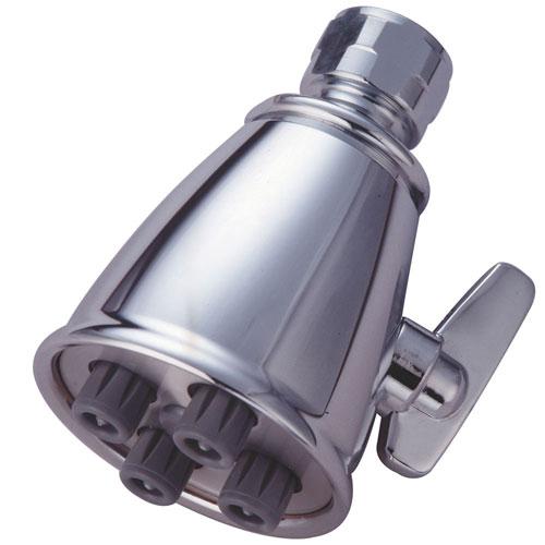 Bathroom fixtures Chrome Shower Heads Adjustable Spray Shower Head CK137A1