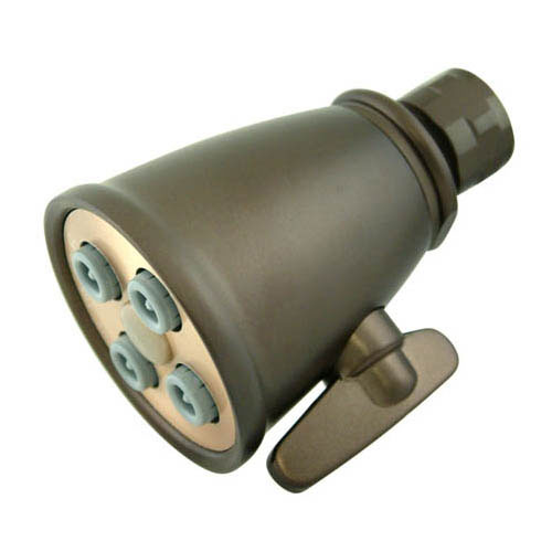 Bathroom fixtures Oil Rubbed Bronze Adjustable Spray Shower Head CK137A5