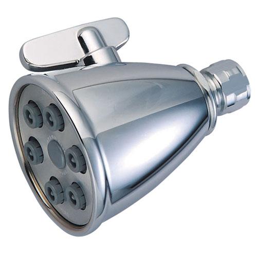 Bathroom fixtures Chrome Shower Heads Adjustable Spray Shower Head CK138A1