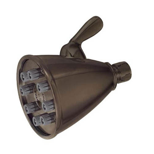 Bathroom fixtures Oil Rubbed Bronze Adjustable Spray Shower Head CK139A5