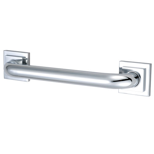 Kingston Brass Grab Bars - Chrome Claremont 12
