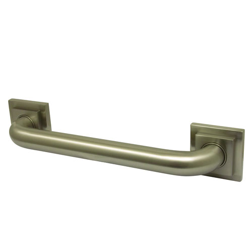 Kingston Grab Bars - Satin Nickel Claremont 18
