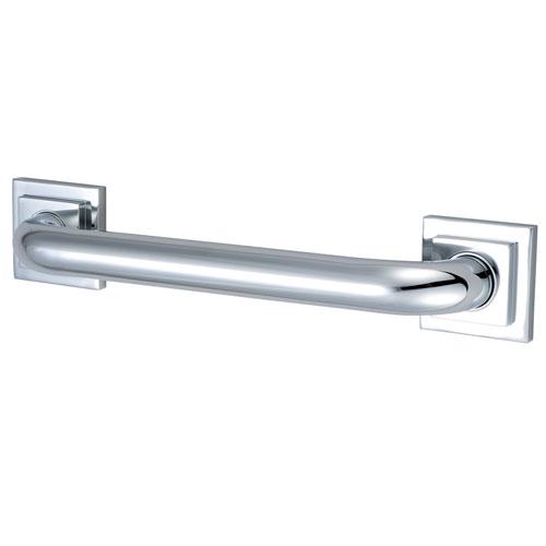 Kingston Brass Grab Bars - Chrome Claremont 24