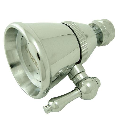 Bathroom fixtures Chrome Shower Heads Adjustable Spray Shower Head K132C1