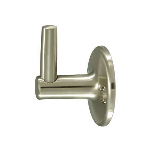 Kingston Brass Bathroom Accessories Satin Nickel Pin Wall Bracket K171A8