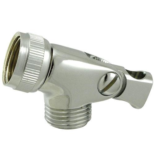 Kingston Brass Bathroom Accessories Chrome Brass Swivel Connector K172A1
