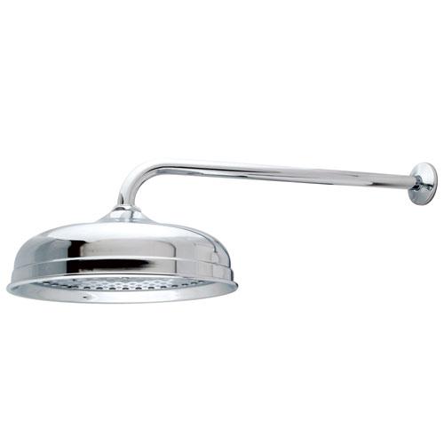 Bathroom fixtures Chrome Shower Heads Large 10