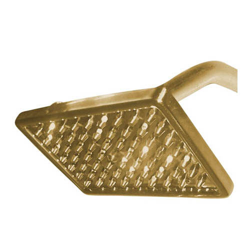 Bathroom fixtures Polished Brass Shower Heads Large 6
