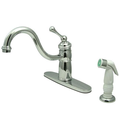 Part Of Kitchen Sink That Is A Removable Sprayer