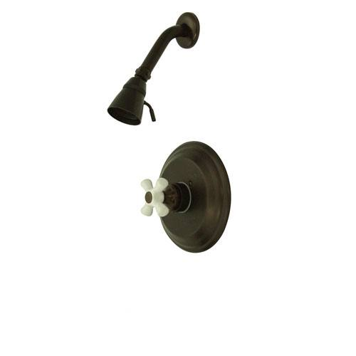 Kingston Vintage Oil Rubbed Bronze Single Handle Shower Only Faucet KB3635PXSO