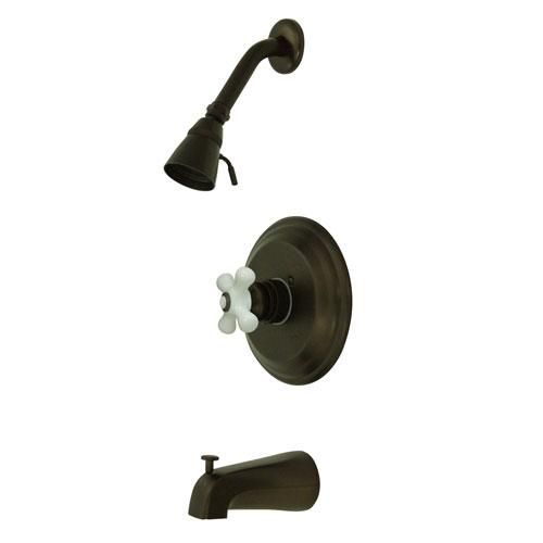 Oil Rubbed Bronze Single Handle Tub & Shower Combination Faucet KB3635PX