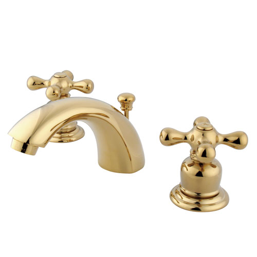 Kingston Polished Brass 4