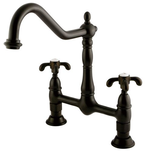 Kingston Oil Rubbed Bronze French Country 8