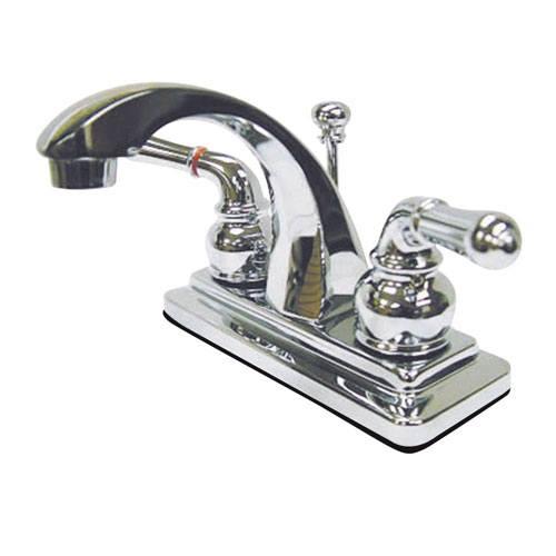 Kingston Brass Chrome 2 Handle 4