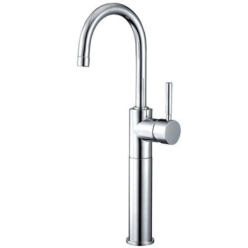 Kingston Brass Concord Chrome Single Handle Vessel Sink Faucet KS8031DL