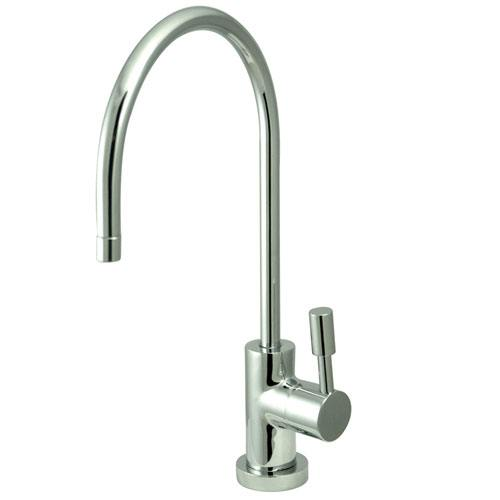 Kingston Brass Concord Chrome Single Handle Water Filter Faucet KS8191DL