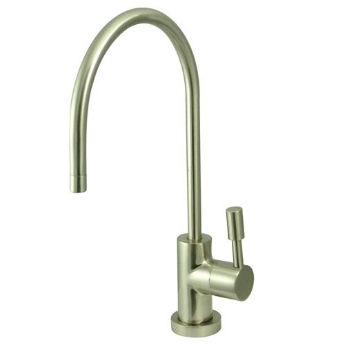 Kingston Brass Concord Satin Nickel Single Handle Water Filter Faucet KS8198DL