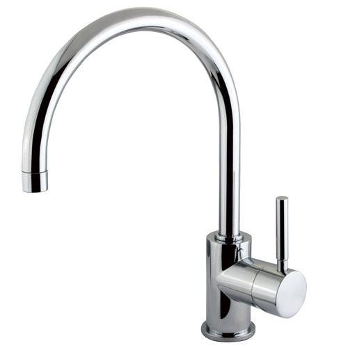 Kingston Brass Concord Chrome Single Handle Vessel Sink Faucet KS8231DL