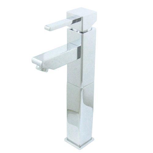 Kingston Brass Claremont Chrome Bathroom Vessel Sink Faucet KS8401CL