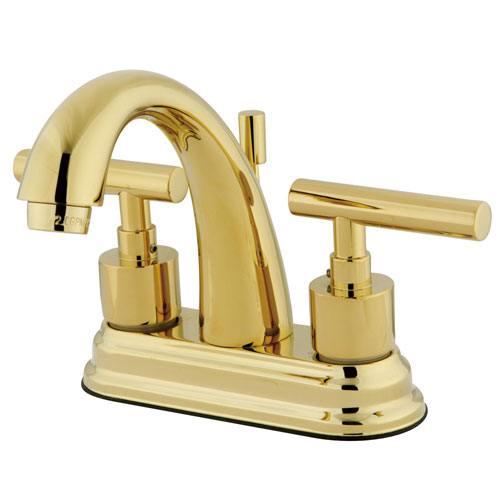 Kingston Polished Brass Manhattan 4