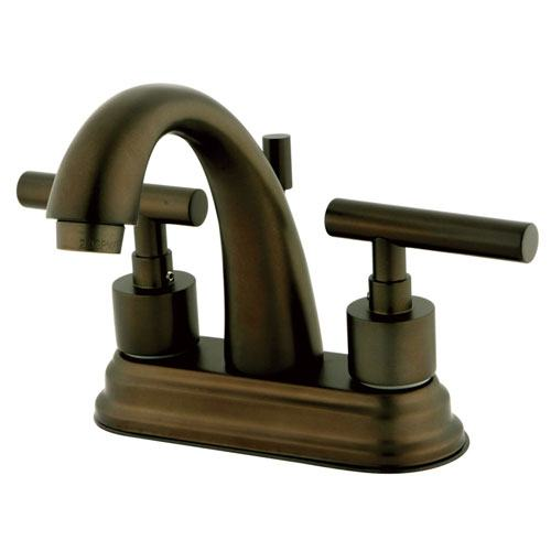 Kingston Oil Rubbed Bronze Manhattan 4