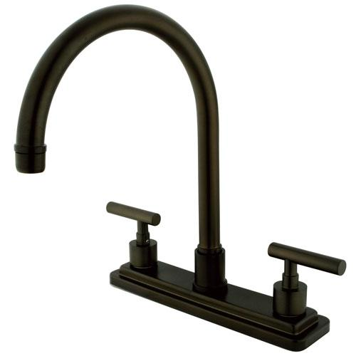 Kingston Oil Rubbed Bronze Manhattan 8