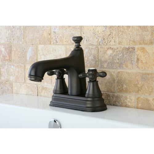 Kingston Oil Rubbed Bronze 2 Handle 4