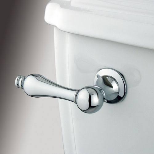 Kingston Brass Chrome Victorian Toilet Tank Flush Handle Lever KTAL1