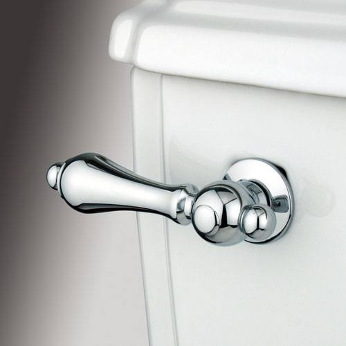 Kingston Brass Chrome Restoration Toilet Tank Flush Handle Lever KTAL31
