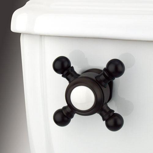 Kingston Brass Oil Rubbed Bronze Buckingham Toilet Tank Flush Handle Lever KTBX5