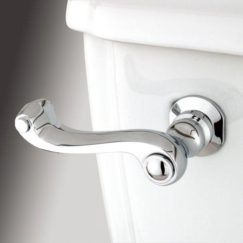 Kingston Brass Chrome Royale Toilet Tank Flush Handle Lever KTFL51