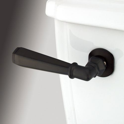 Kingston Brass Oil Rubbed Bronze Toilet Tank Flush Handle Lever KTHL5
