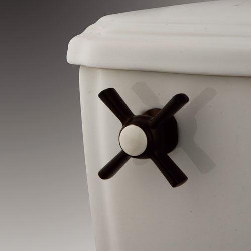 Kingston Brass KTZX5 Toilet Tank Handle Flush Lever Oil Rubbed Bronze
