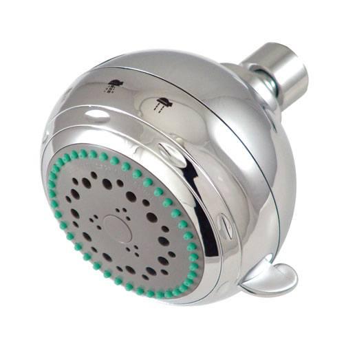 Kingston Brass Showerheads Chrome Adjustable Fixed Shower Head KX1652