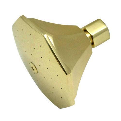 Kingston Brass Showerheads Polished Brass 3-3/4