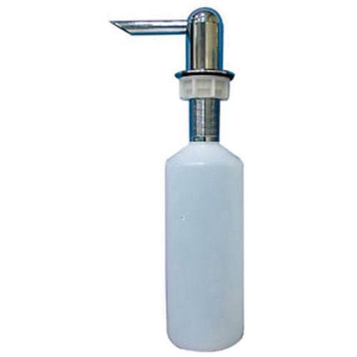 Kingston Brass Deck Mounted Chrome Kitchen or Bathroom Soap Dispenser SD1001