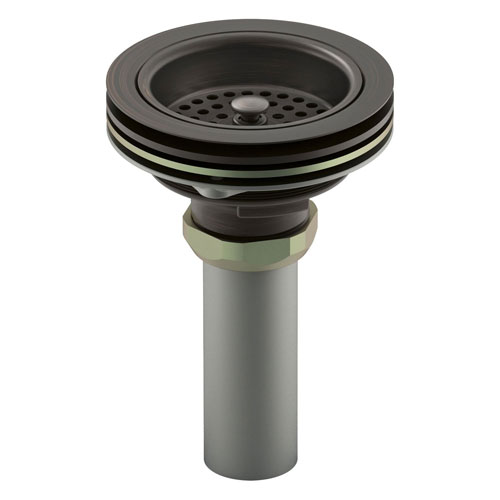 Kohler K 8801 2bz Duostrainer Sink Strainer Oil Rubbed