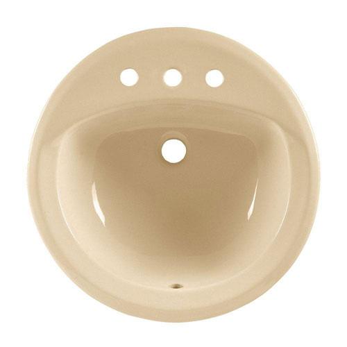 American Standard Rondalyn Self-Rimming Bathroom Sink in Bone 100891